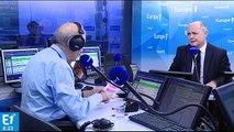 Calais, déchéance de nationalité et Sarkozy : Bruno Le Roux face à Jean-Pierre Elkabbach