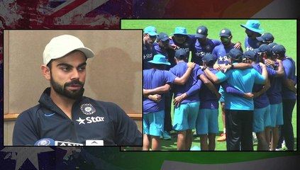IND vs AUS Virat reacts on losing ODI series under Dhonis leadership