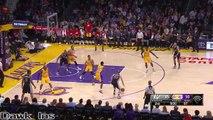 Manu Ginobili Full Highlights 2016.01.22 at Lakers - 20 Pts, 9-10 FGM, 5 Stls, Vintage GINOBILI!