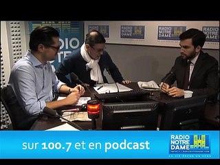 Le Président iranien en France : qu'est-ce que cela peut changer ? Regards croisés de Florent de Gigord du Parti Européen et d'Alphée Roche-Noël, maire-adjoint Les Républicains du 15e arrondissement de Paris.
