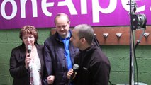 Interview Martine et Alain Lussiana, Super 16 masculin, Sport Boules, Saint-Egrève 2016