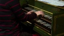 """""""Aparté"""", d'après le """"Prélude du Clavier bien Tempéré"""" de Bach par Edouard Ferlet et Violaine Cochard I Le live de la matinale"""