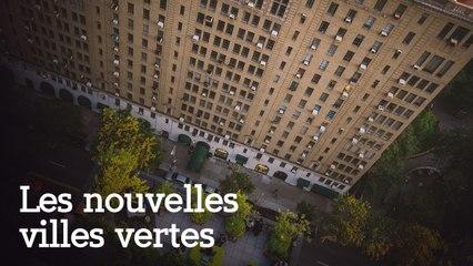Les nouveaux réflexes des villes vertes
