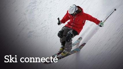 Sur la piste du ski connecté
