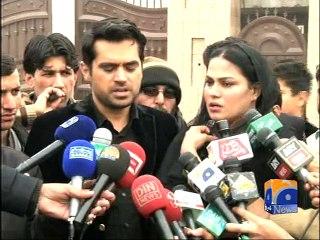 Veena Malik dedicates song to Charsadda varsity martyrs