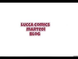 Incontriamoci a Lucca comics, blog, martedì