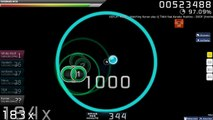 osu! : dj TAKA feat.Kanako Hoshino - DROP [Another] + DT (S)