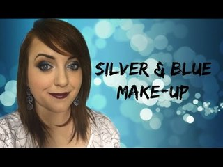 MAKE-UP NABLA ♥ SILVER&BLUE ♥  New Products!