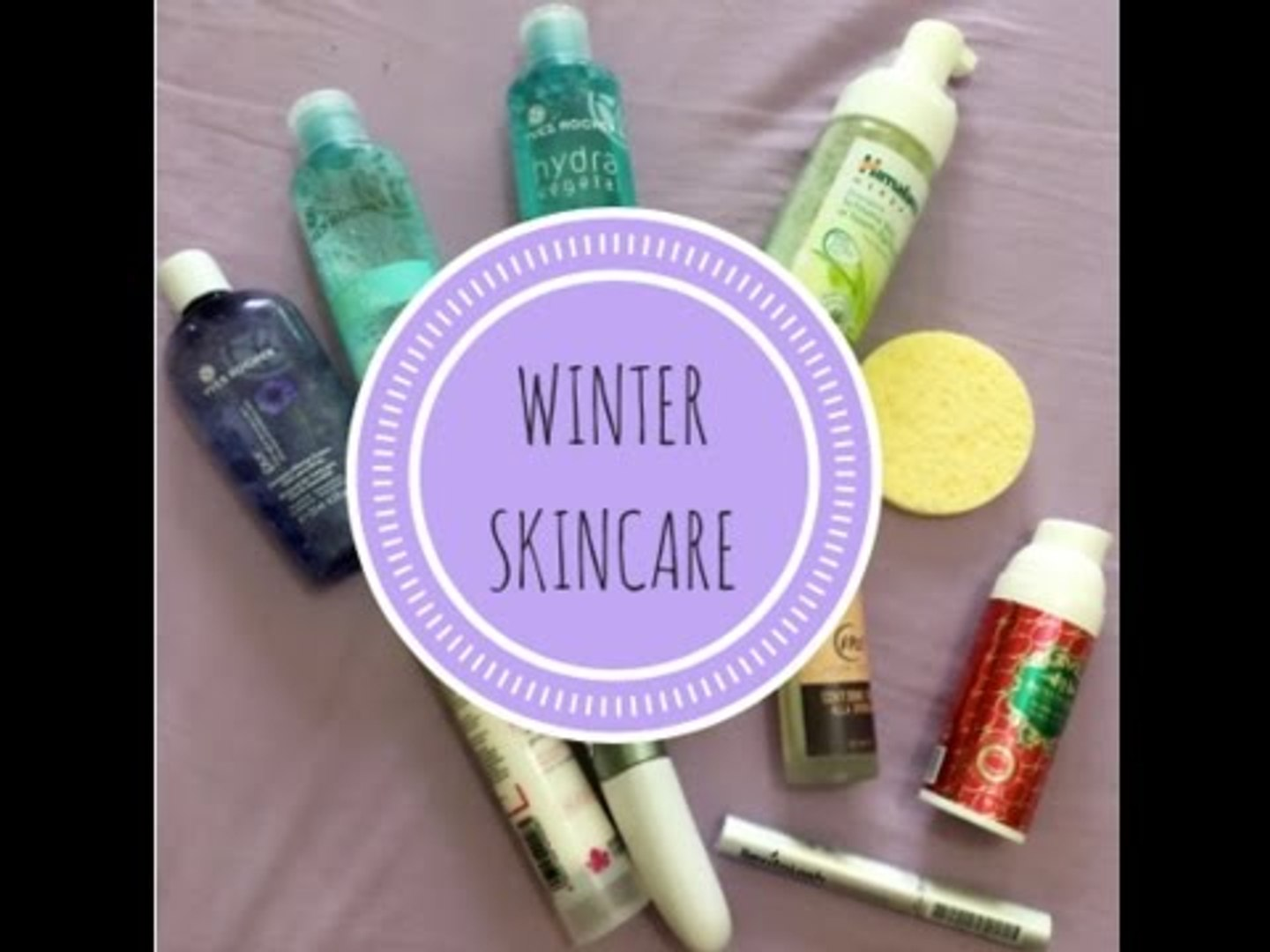 WINTER SKINCARE ❄ Beauty Routine Invernale