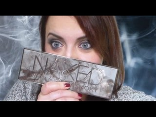 TUTORIAL NAKED SMOKY  #1 ♥ URBAN DECAY