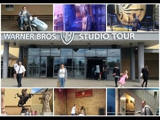 Vlog #1   The Making of Harry Potter  