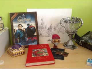 Haul | The Making Of Harry Potter |