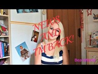NOVITA' & I'M BACK!   Bea'sWorld
