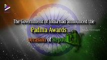 Rajinikanth gets Padma Vibhushan | SS Rajamouli gets Padma Shri | Padma Awards 2016 (720p FULL HD)