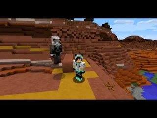 Si inizia!   Panda-Craft - Minecraft Survival #1