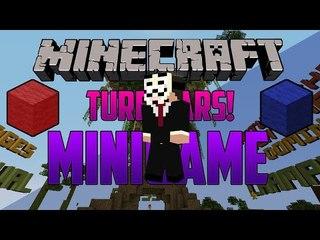 Turf Wars   Minecraft - Minigames #11