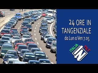 24 ore in tangenziale (parodia Real Time / Dmax)