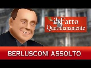PARODIA | Berlusconi assolto al processo Ruby: Torno in Campo
