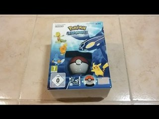 Unboxing Pokémon Zaffiro Alpha Starter Box - Limited Edition [ITA]