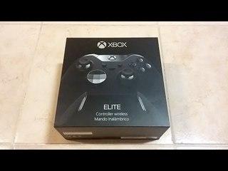 Unboxing Wireless Controller Elite Xbox One [ITA]