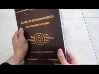 Unboxing Fallout 4: Guida Strategica Ufficiale Collector's Edition [ITA]