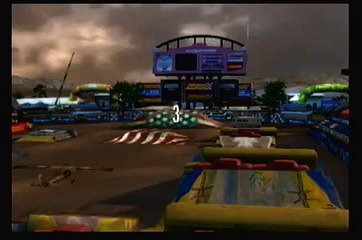 Monster Jam Path of Destruction – Nintendo Wii [Preuzimanje .torrent]