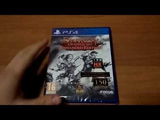 Unboxing Divinity: Original Sin - Enhanced Edition [ITA]