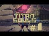 Titan Souls - Gameplay Ita #1 - Un altro Souls ci mancava!!!
