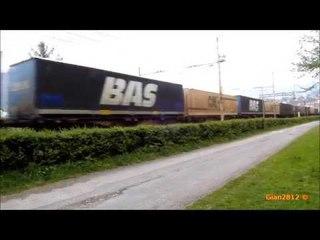 SBB Cargo, Nord Cargo, Trenitalia Cargo...