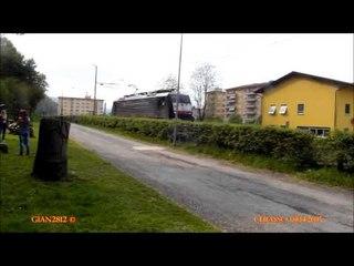 Manovre di Loco Isolate / LIS in  movement