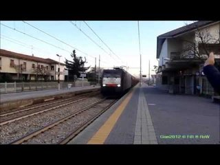 International Freight Trains on Gotthard Int'l Line - (3/3)