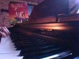 Le Roi Lion Je voudrais deja etre roi piano cover