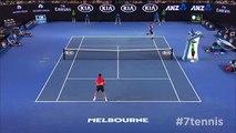 Bernard Tomic: Shot of the day, presented by CPA Australia | Australian Open 2016 (720p Full HD)