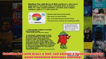 Download PDF  Nutrition Fun with Brocc  Roll 2nd edition A handson activity guide filled with FULL FREE