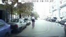 BMX Car Jump Fail Video