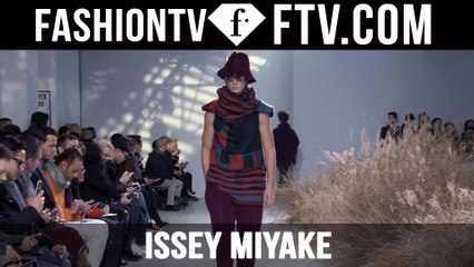 Issey Miyake F/W 16-17 | Paris Fashion Week : Men F/W 16-17 | FTV.com