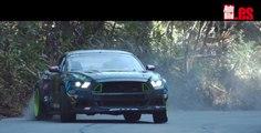 Ford Mustang RTR vs Lamborghini Murciélago: así lo grabaron