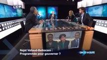 Droit de suite : Najat Vallaud-Belkacem : programmée pour gouverner ?