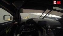Vuelta onboard en un Aston Martin Vantage GT3 por Daytona
