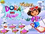 Dora Ski Jump DORA the Explorer Dora l\'Exploratrice game episodes Dora exploradora en espanol 7CDn