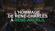 Revivez le magnifique hommage de René Charles à son père René Angélil