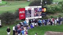 Golf Shot Fail Compilation from 2015 BMW Championship PGA Tour