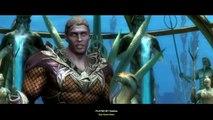 Injustice: Gods Among Us 【PS4】 - ✪ Aquaman Vs Aquaman ✪ | Classic Battles HD
