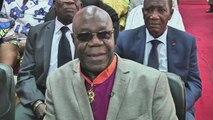 Côte d'ivoire, Manu Dibango élevé au grade de Commandeur de l'Ordre national ivoirien