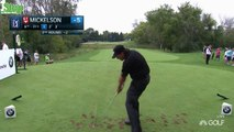 Phil Mickelsons Best Golf Swing All Week 2015 BMW Championship