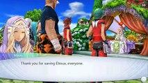 Chaos Rings Ⅲ Walkthrough Gameplay Part 37 ENDING / FINAL [OLD ONE FINAL BOSS BATTLE]