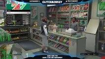 GTA 5 Online: *GOD MODE GLITCH*