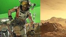 Les incroyables effets spéciaux de Seul sur Mars