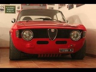Alfa Romeo Giulia GT Junior - Davide Cironi drive experience