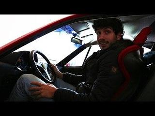 La prima volta - Davide Cironi drive experience